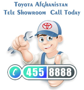 Toyota Afghanistan Launches Tele-Showroom